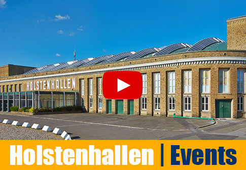 Holstenhallen Events