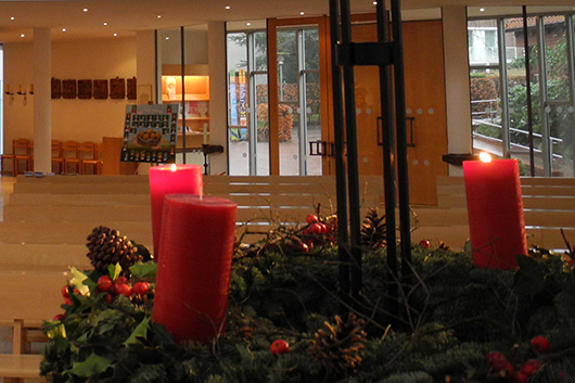 """Carols and Lessons"" – Adventslieder & Lesungen am 2. Advent St. Marien"