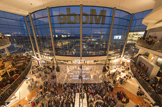 Late-Night-Shopping am 28. Februar dodenhof